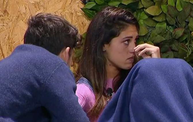 """""""Grande Fratello Vip"""", Cecilia è gelosa di Ignazio: troppo vicino a Ivana"""