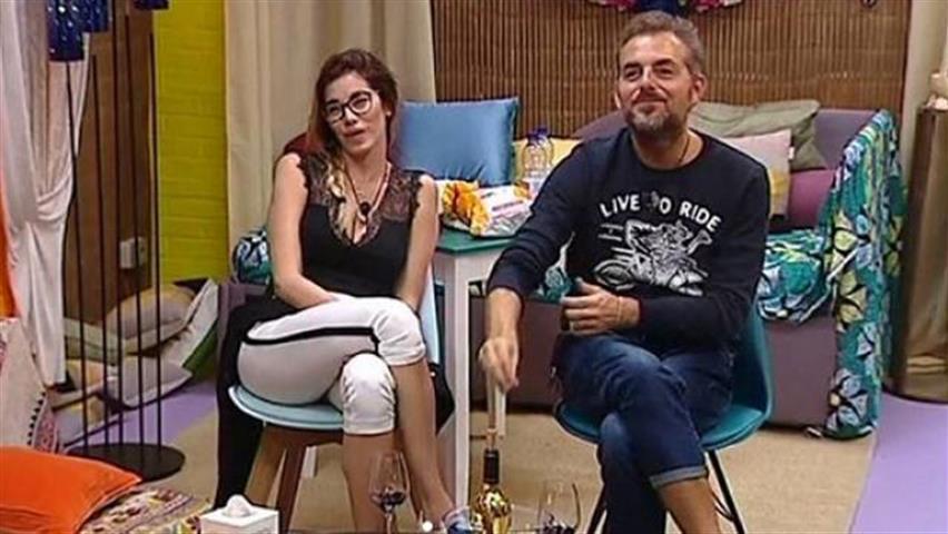 """""""Ha preso una sbandata?"""", Daniele Bossari ci prova con Aida Yespica? Ecco il messaggio per la moglie"""