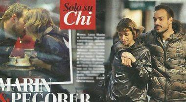 Luca Marin e Valentina Pegorer, pomeriggio romantico nella Capitale