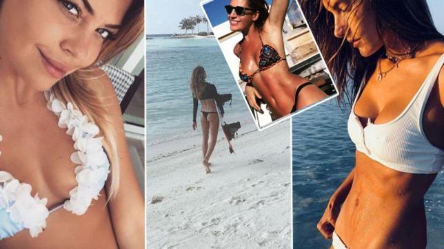 Una vita in vacanza, guarda le vip in bikini