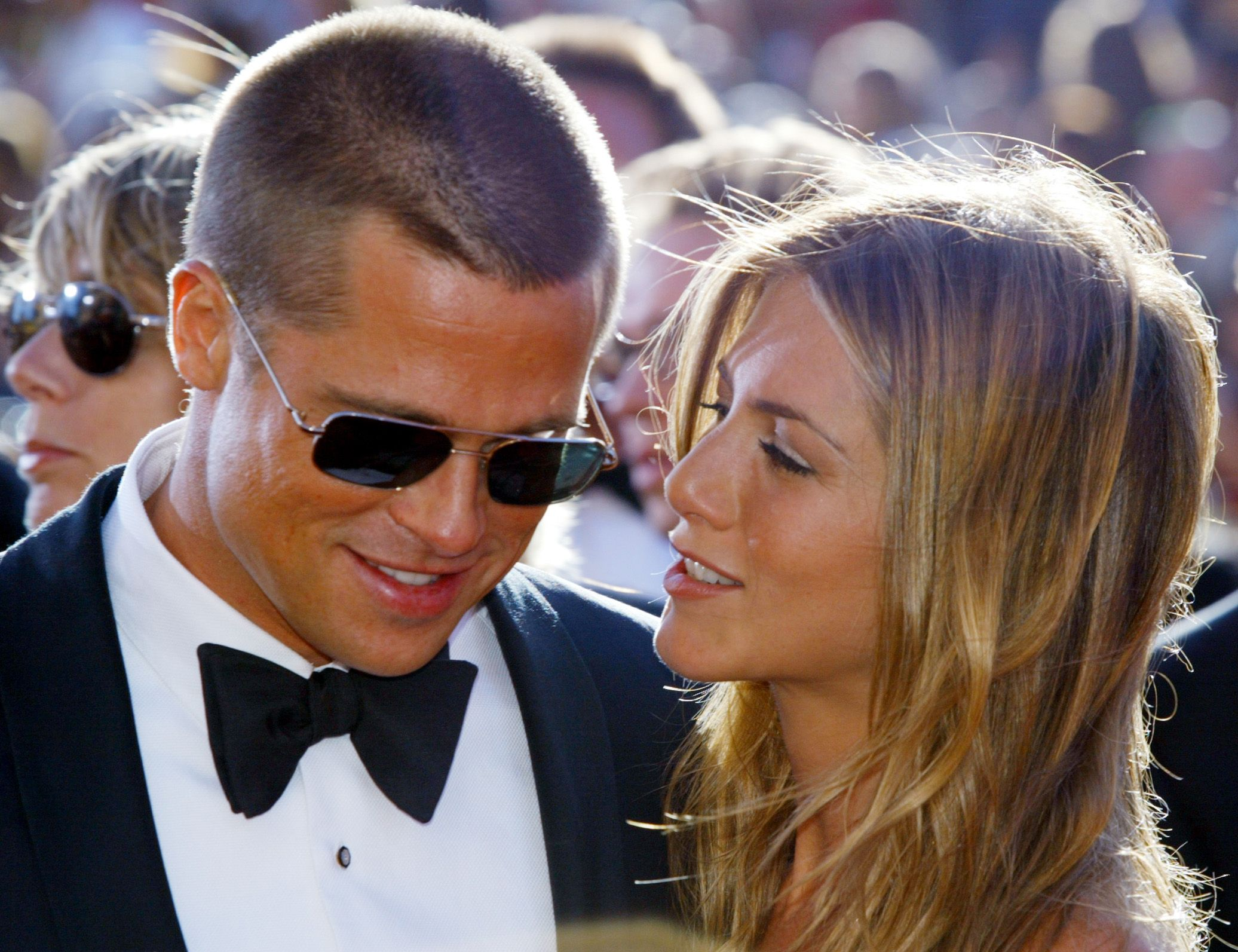 Jennifer Aniston divorzia: