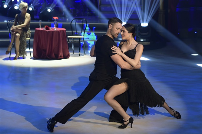 Rocio Munoz Morales condurrà Ballando con le stelle Spagna