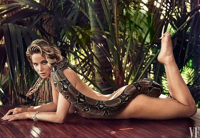 """Jennifer Lawrence: """"Prima di girare scene di sesso, mi ubriaco"""""""