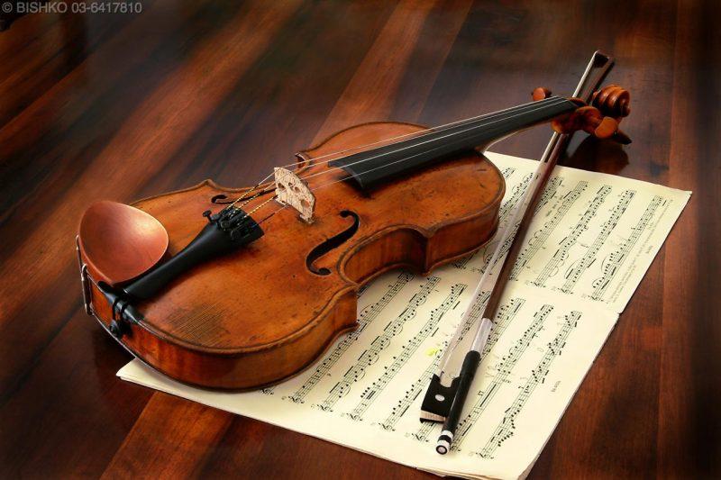 studiare violino? Perché?