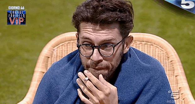 """Grande Fratello Vip, Raffaello Tonon: """"Sono stato un figlio amato male"""""""