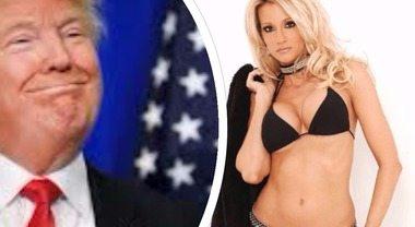 """Trump, un'altra pornostar: """"Pagò 10mila dollari per Jessica Drake. Era già sposato con Melania"""""""