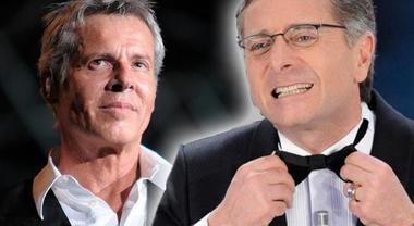Paolo Bonolis a Sanremo Young e la battutina su Claudio Baglioni: cosa ha detto in diretta