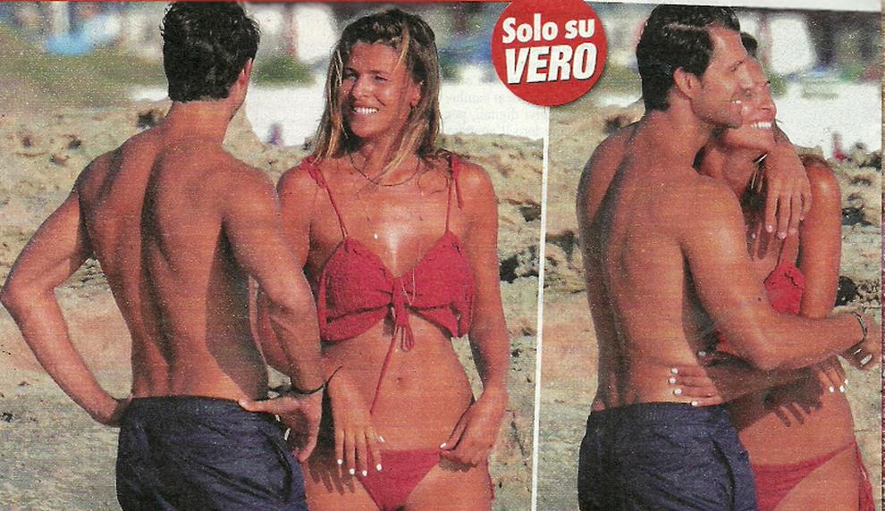 Cristina Chiabotto, bikini hot nella luna di miele a Formentera col fidanzato Marco Roscio