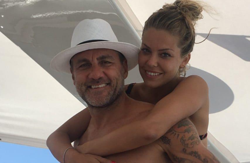 Elisabetta Canalis va a trovare la figlia di Vieri e Costanza Caracciolo, il video su Instagram: «Ma come fai a essere sua amica?»