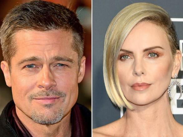 Brad Pitt dimentica Angelina Jolie: «Con Charlize Theron è nato l'amore»