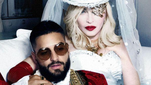 Madonna riparte da