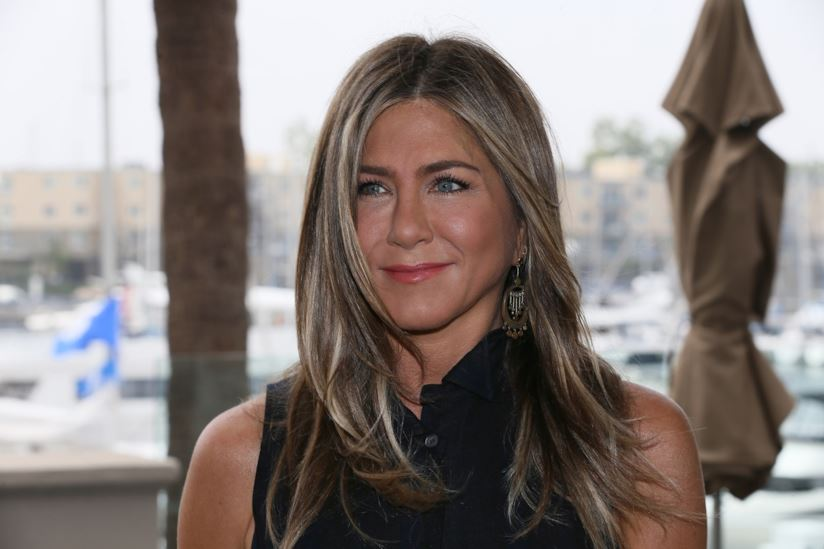 Jennifer Aniston su Instagram: l'esordio con i suoi... Friends