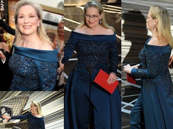 Oscar 2017, Meryl Streep contro Lagerfeld