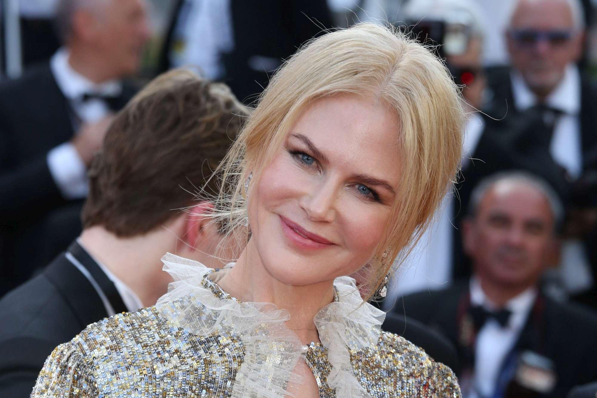 Cannes, Nicole Kidman regina (punk) di bellezza