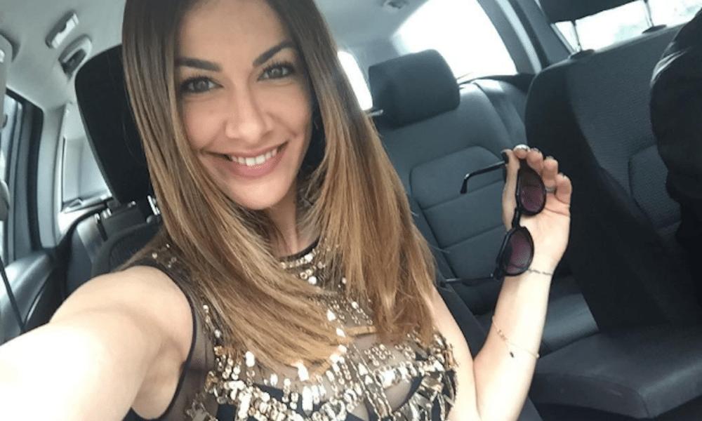 """Melita Toniolo incinta, la foto col pancione: """"Si chiamerà Daniel"""""""