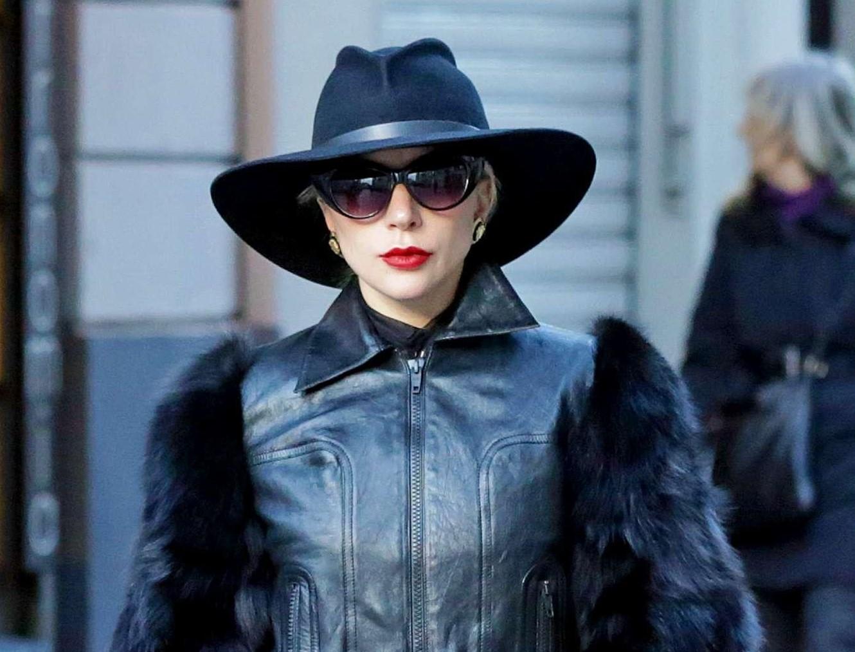 Lady Gaga in giro per Milano in attesa dell'unica data italiana