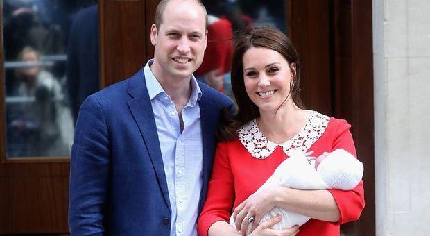 Royal Baby, William si sbottona sul possibile nome del terzogenito e fa trapelare un indizio