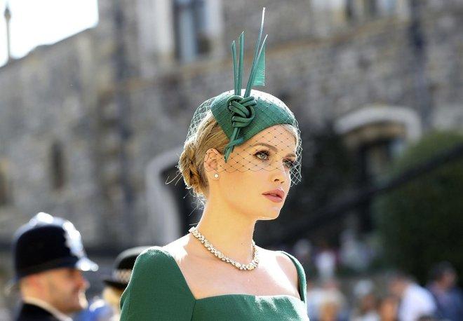 Royal wedding, tutti pazzi per lady Kitty, la nipote di Diana