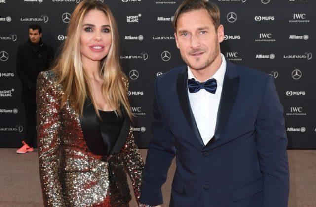 Ilary Blasi e Totti: «Francesco in pensione? Lavora più di prima. Ma non siamo come Fedez e Chiara Ferragni»