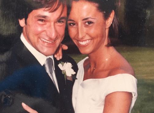Benedetta Parodi si sposa... di nuovo: «Scambiarci le promesse con Fabio Caressa, davanti ai nostri 3 figli»