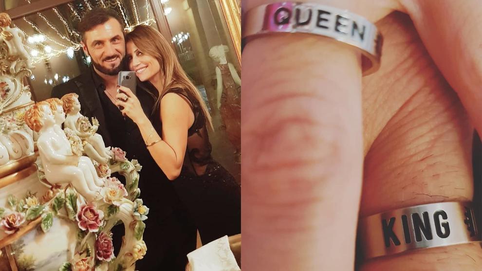 Sossio Aruta e il matrimonio con Ursula Bennardo: «Arriverà quel giorno, sarà una favola»