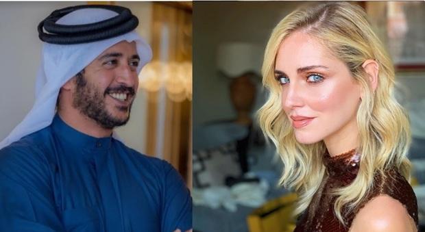 """Chiara Ferragni """"conquista� il figlio del re del Bahrain"""
