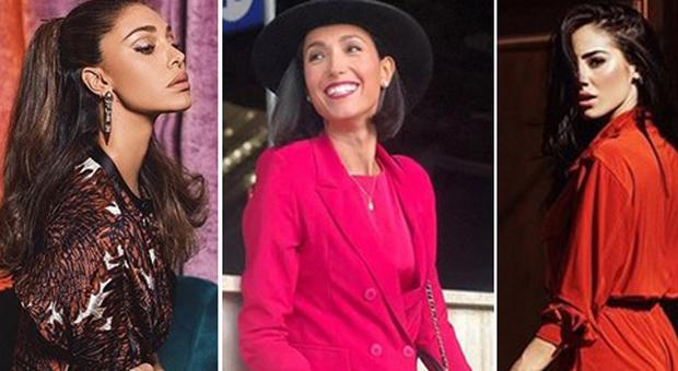 Caterina Balivo e i tutorial di Belen Rodriguez: «Se li fa Giulia De Lellis perché lei non può?»