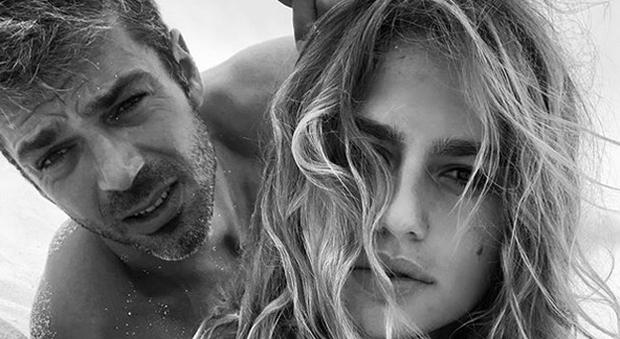Luca Argentero papà, Cristina Marino incinta. La confessione social: «Volevamo aspettare per comunicarlo, ma...»