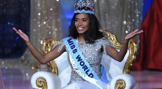 Miss Mondo 2019 è la giamaicana Toni-Ann Singh: psicologa e modella