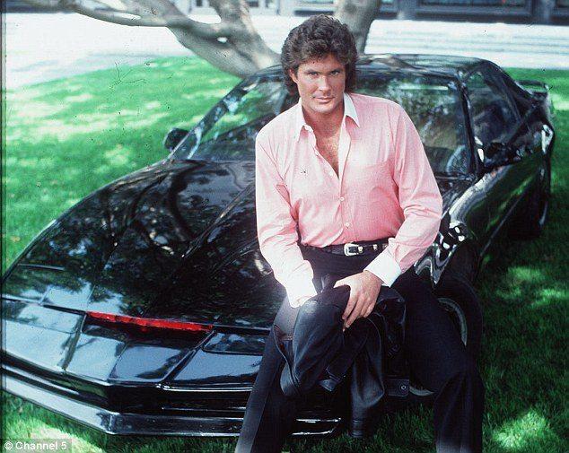 """Supercar"", David Hasselhoff pensa al reboot della serie"