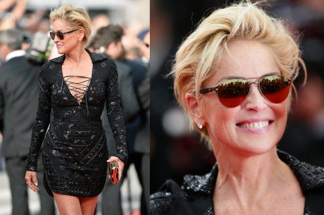 """Sharon Stone e le sue gambe: il video del provino per """"Basic Instinct"""" fa impazzire il web"""