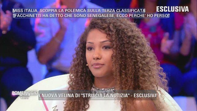 """Pomeriggio 5, la bellezza non ha colore: polemiche da """"Miss Italia"""" a """"Striscia la Notizia"""""""
