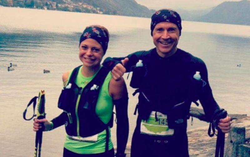 Giorgio Mastrota e Natalia Estrada presto nonni: la figlia Natalia è incinta