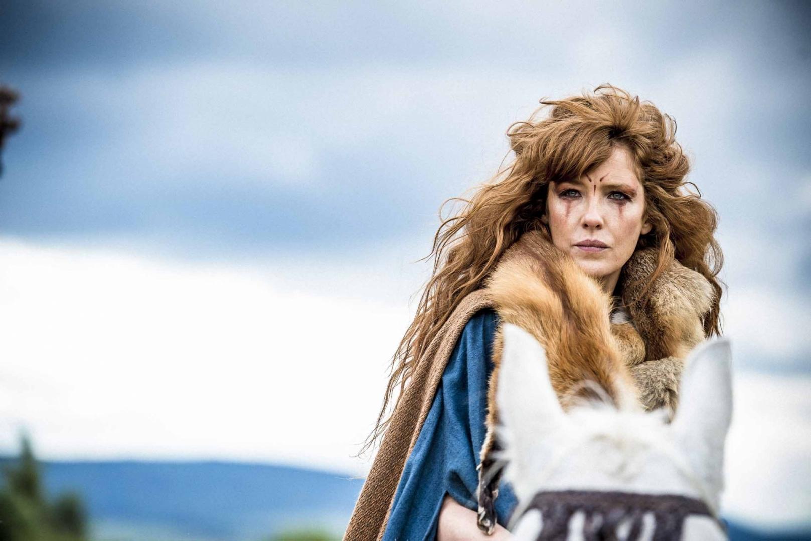 Britannia, il dramma storico si intreccia con il fantasy. Nel cast Fortunato Cerlino