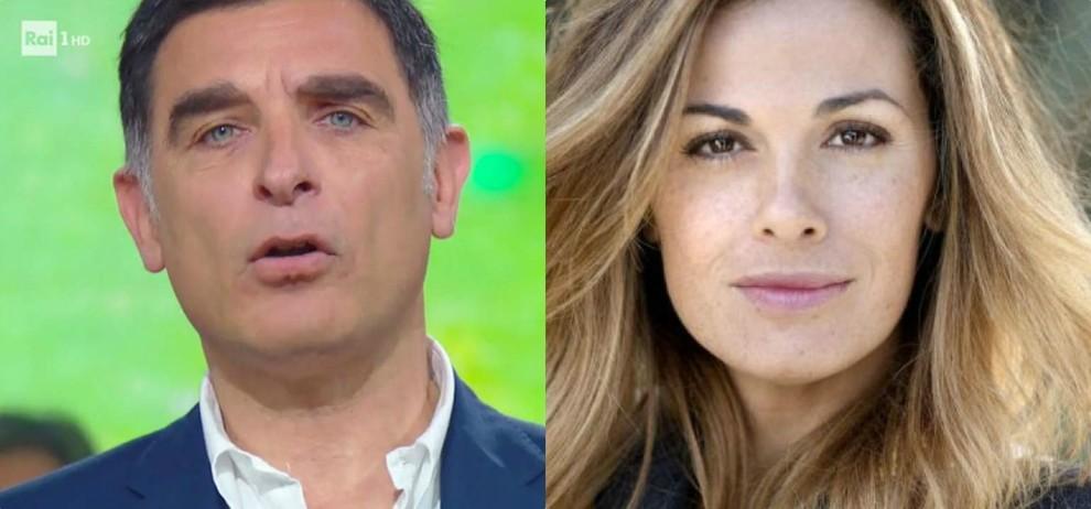 Tiberio Timperi confessa a La Vita in Diretta: «Ho chiesto di uscire a Vanessa Incontrada ma...»