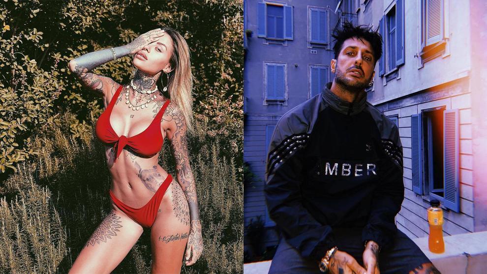 Zoe Cristofoli a Mattino Cinque: «Ho lasciato io Fabrizio Corona, ecco perché»