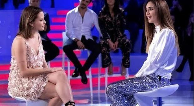 Silvia Provvedi su Fabrizio Corona a Verissimo: «L'ho amato tantissimo, ma ora non serve averlo nella mia vita»