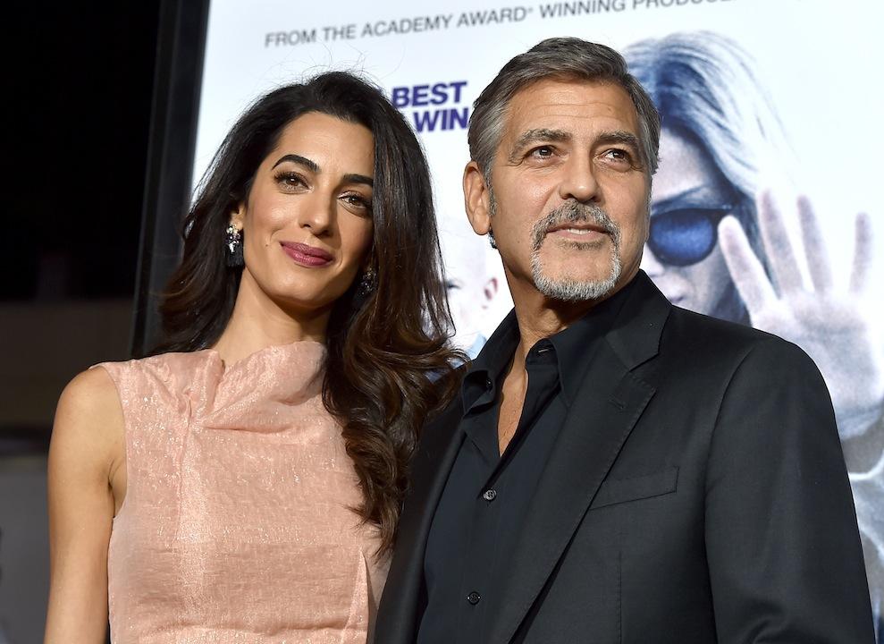 George Clooney e Amal vogliono un terzo figlio: sono pronti ad adottarlo