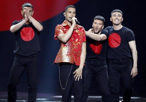 Eurovision ancora stregato per l'Italia: Mahmood è secondo. Per lui pioggia di applausi ma la vittoria è dell'Olanda