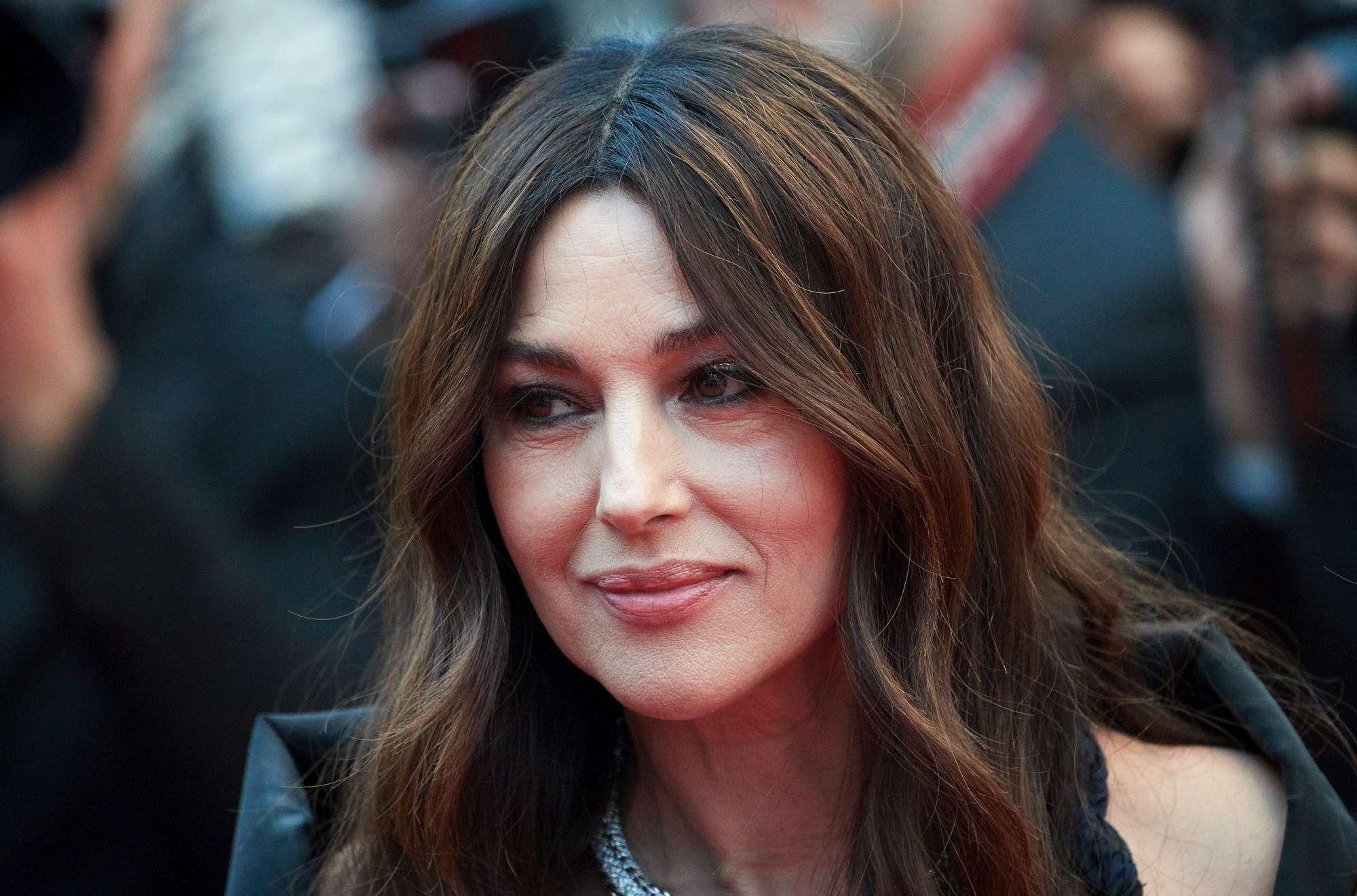 Monica Bellucci incanta Cannes e
