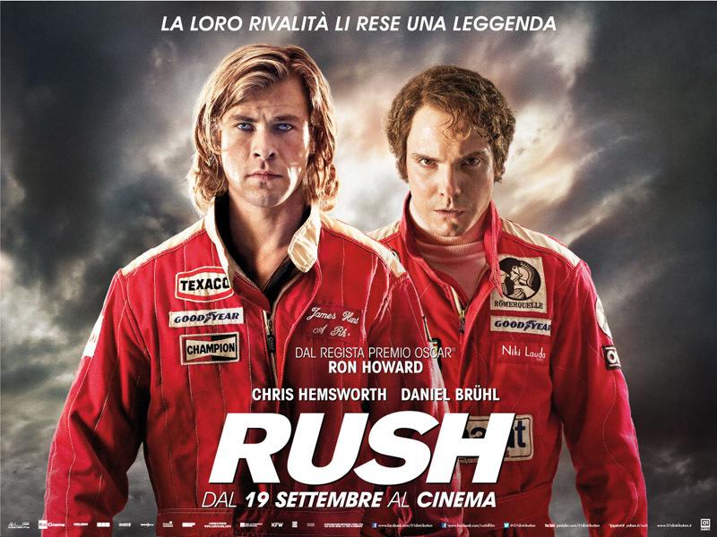 Addio Lauda, stasera l'omaggio di Rai Uno con il film