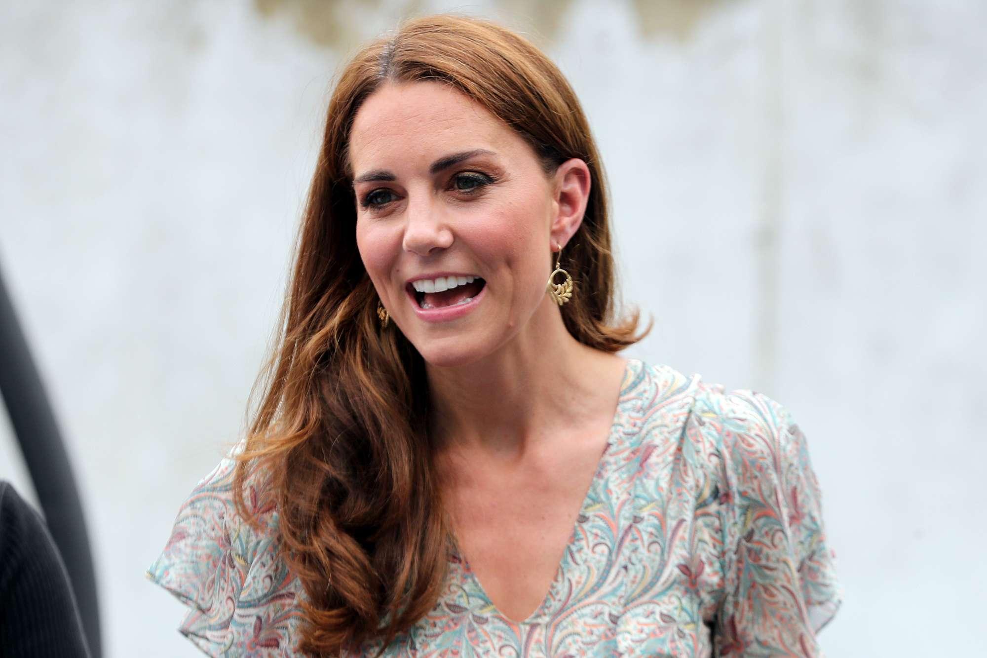 Kate Middleton sostituisce la Regina