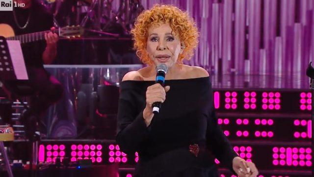 Ornella Vanoni show a