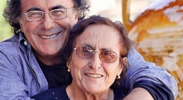 Al Bano, morta mamma Jolanda. Il dolore del figlio alla camera ardente. Il nipote Yari: «Vivi nel mio cuore»