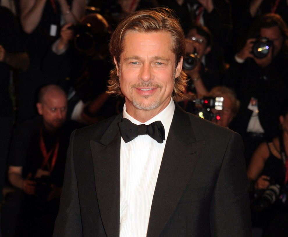 Brad Pitt: «Sono single. Molto single»