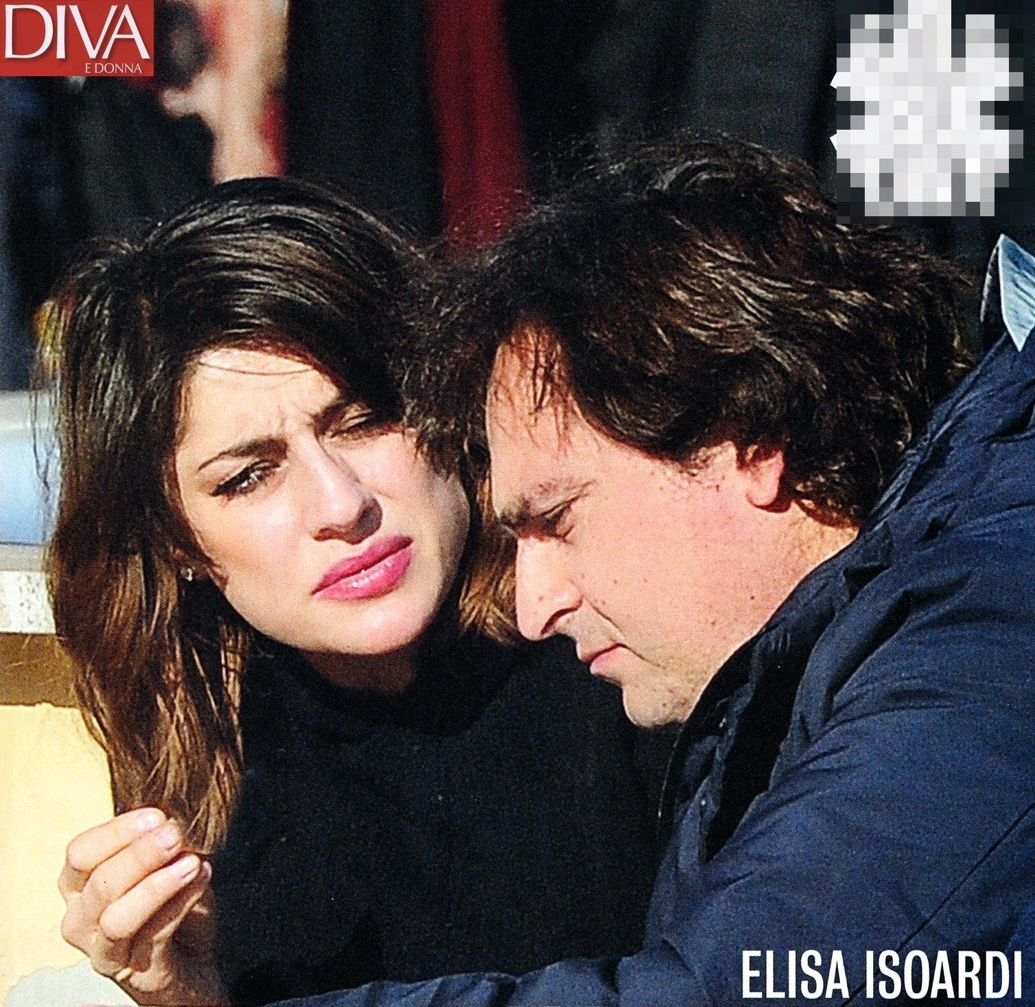 Elisa Isoardi è ubriaca d'amore per Alessandro Di Paolo