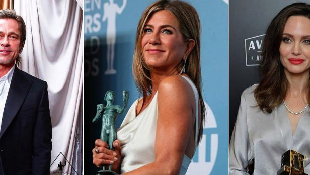 Jennifer Aniston e Brad Pitt, l'ex Angelina Jolie non gradisce: «Irrispettoso e irriverente»