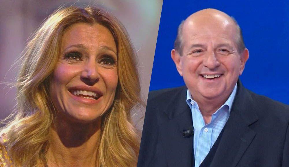 Adriana Volpe, Giancarlo Magalli colto di sorpresa in diretta: il commento a bruciapelo