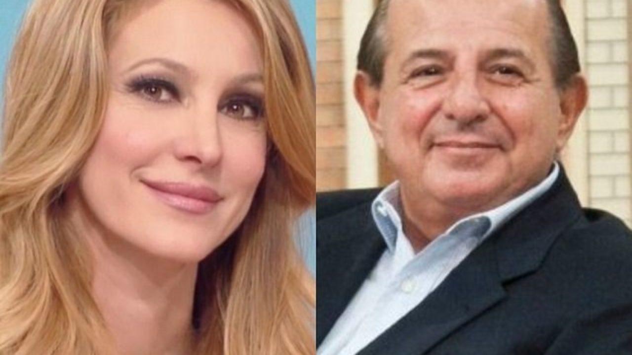 Adriana Volpe e la pace con Magalli: «Non mi ha fatto neanche le condoglianze. Mio marito? Ecco cos'è successo tra noi»