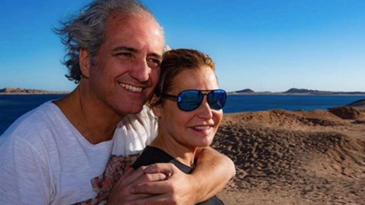 Simona Ventura compie 55 anni, da Giovanni Terzi una dedica strappalacrime
